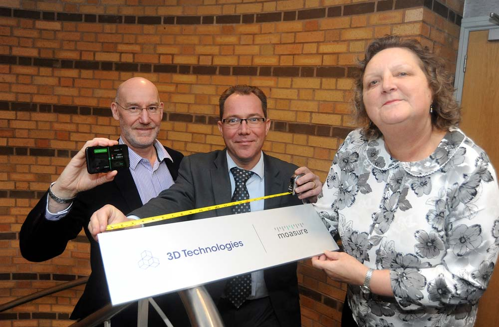 3D Measurement App Making Strides with Help from Business Ready
