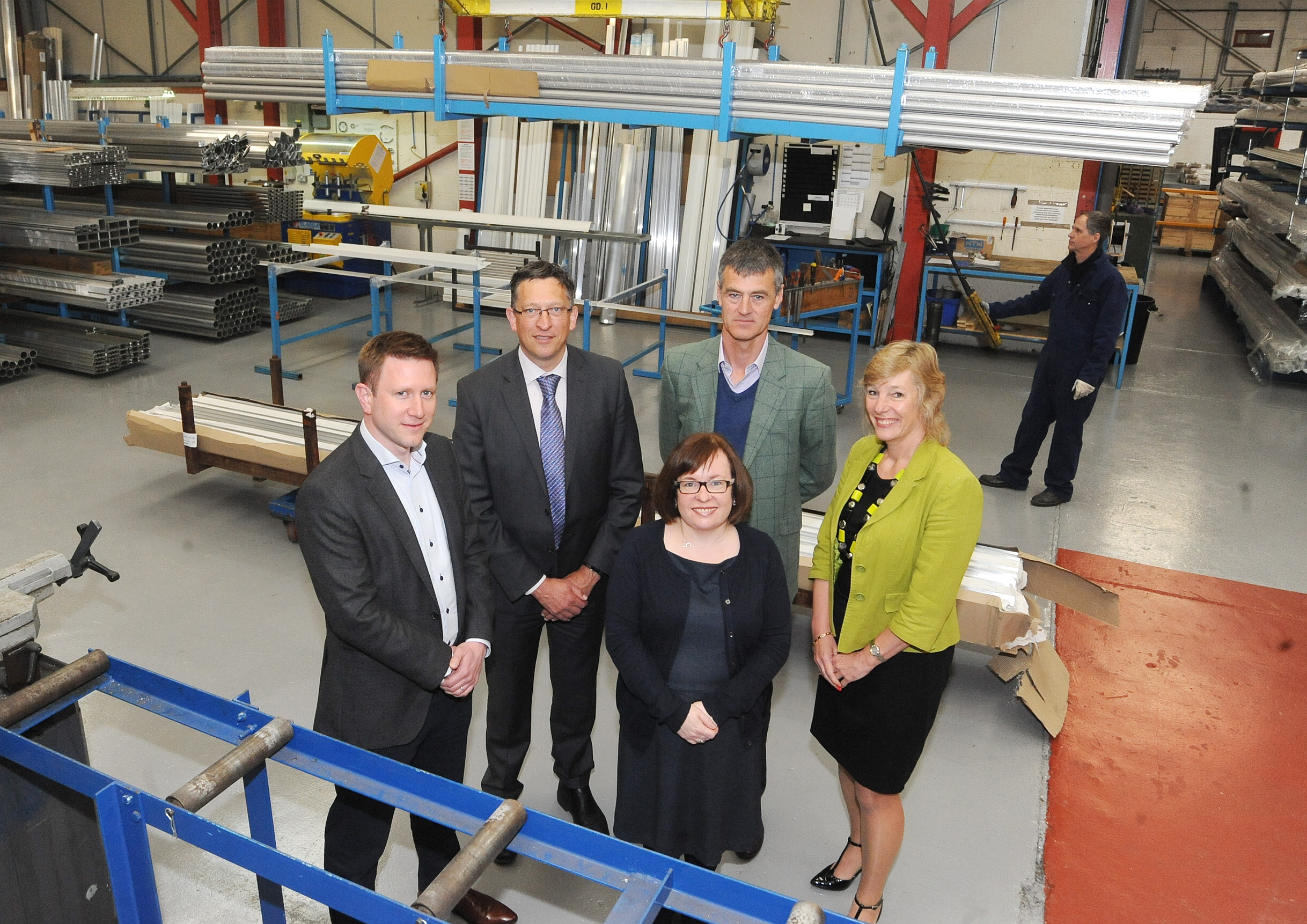 Grant funding for manufacturers with ambitious growth plans