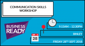 Communication Skills Workshop banner
