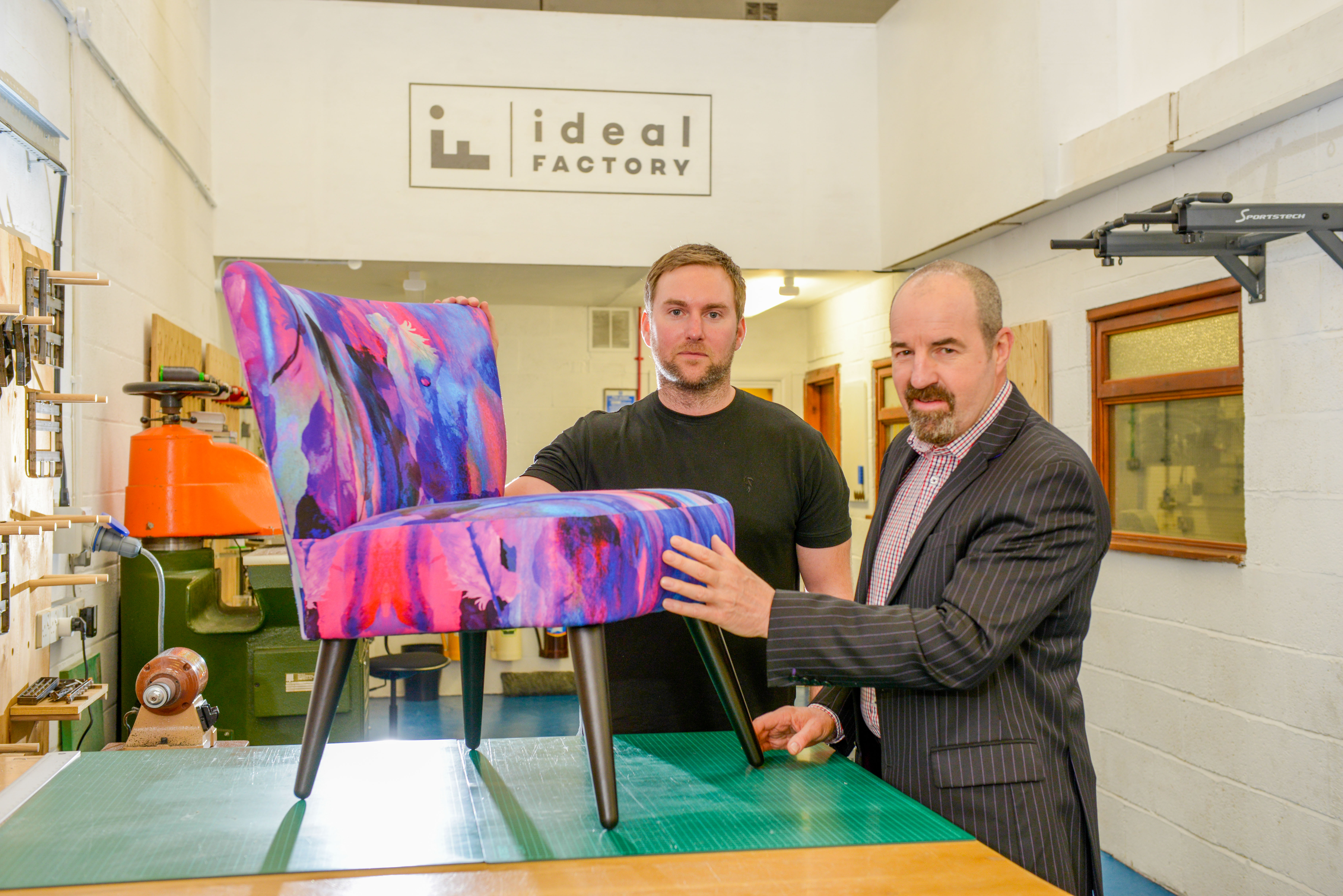 'Cool' creative studio expands with backing from Business Ready