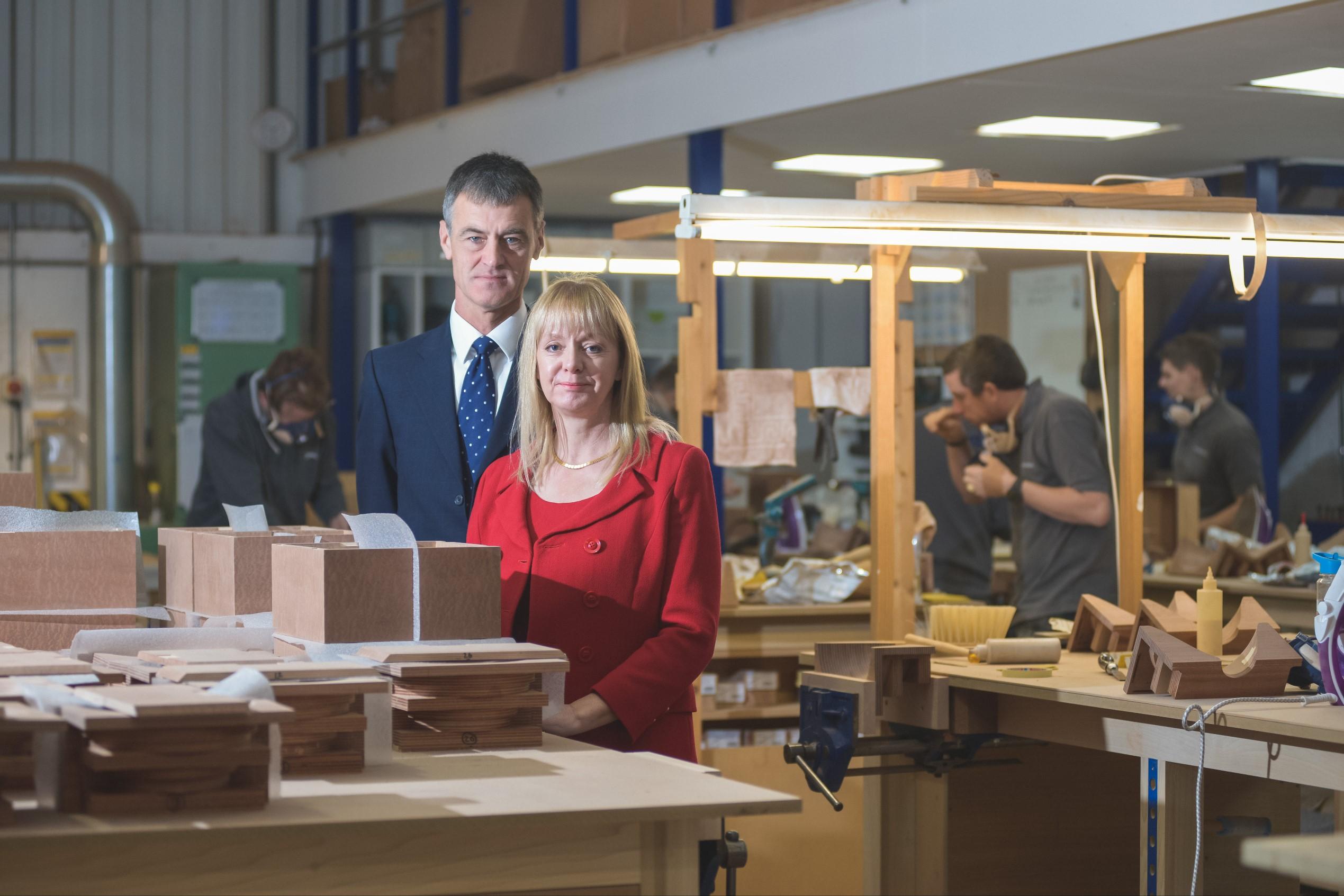 Warwickshire manufacturer invests £750,000 in growth