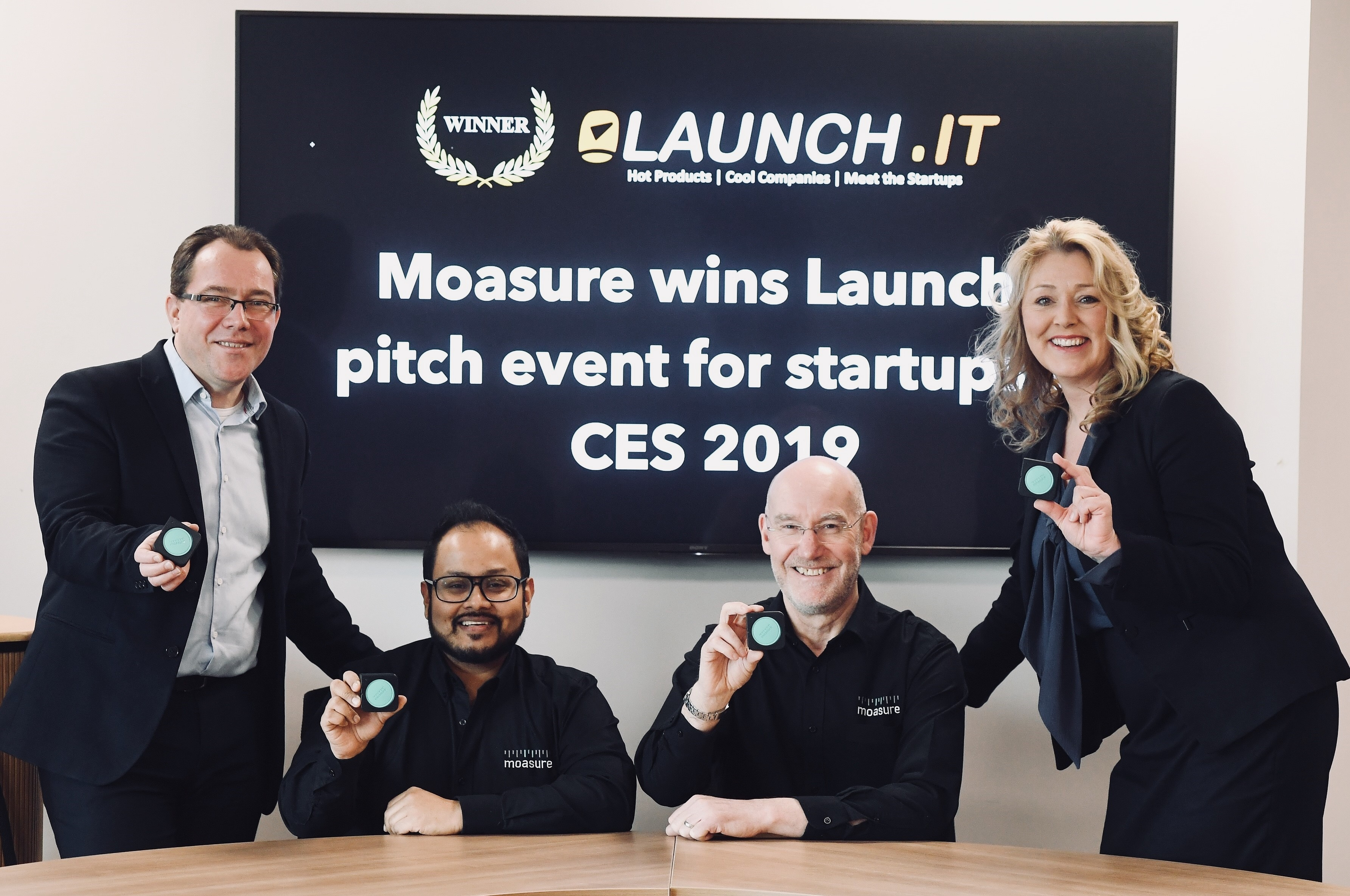 Warwick firm beats 1,200 global start-ups to international prize