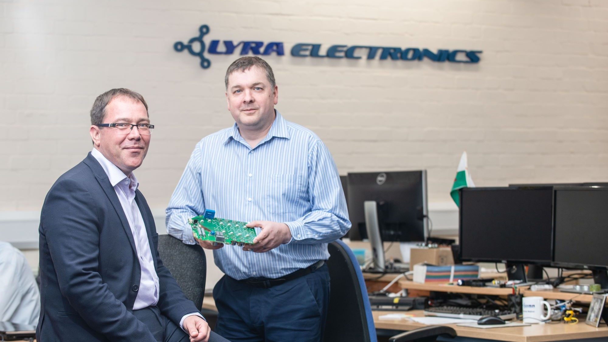 Support for Warwickshire firm at the heart of zero emissions tech