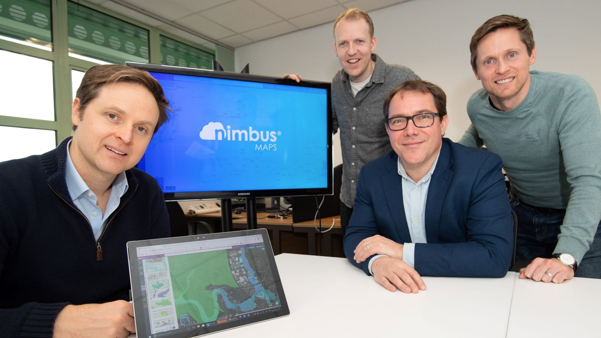 Nimbus Maps charts course to hyper-growth