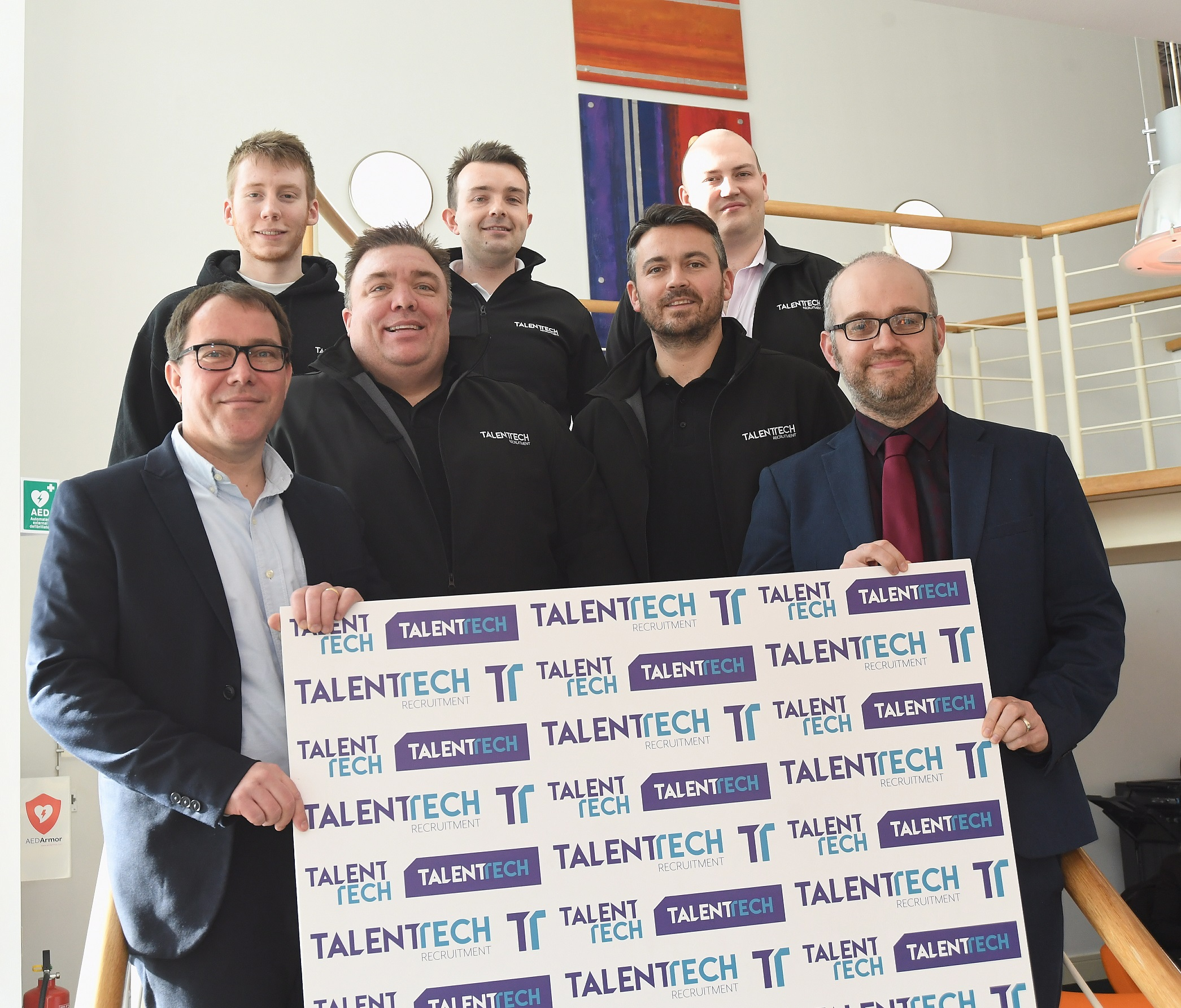 Recruitment company planning to launch software product